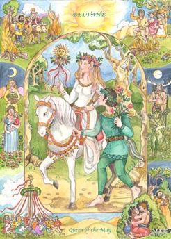 goddesscards