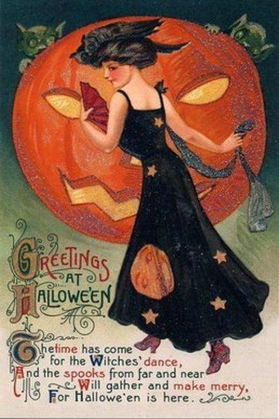 Victorian-Halloween