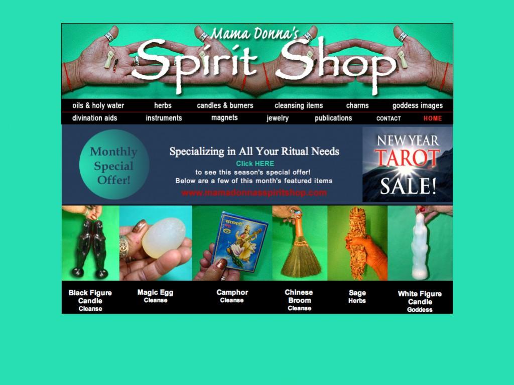 SpiritShopforPaganPages 1024x767 Mama Donnas Spirit Shop