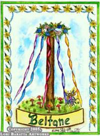 wicca-beltane-cards