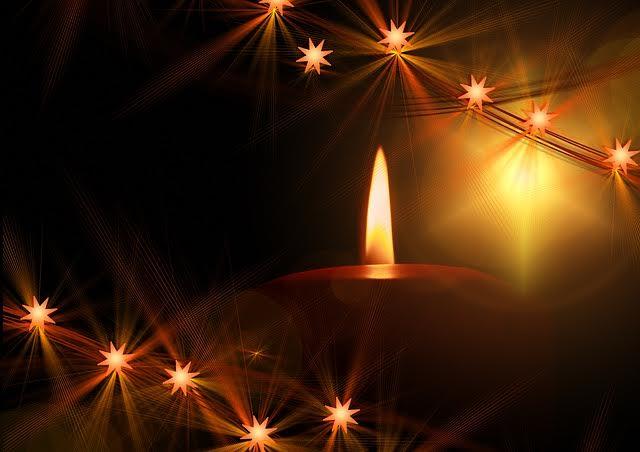 Yule Candle
